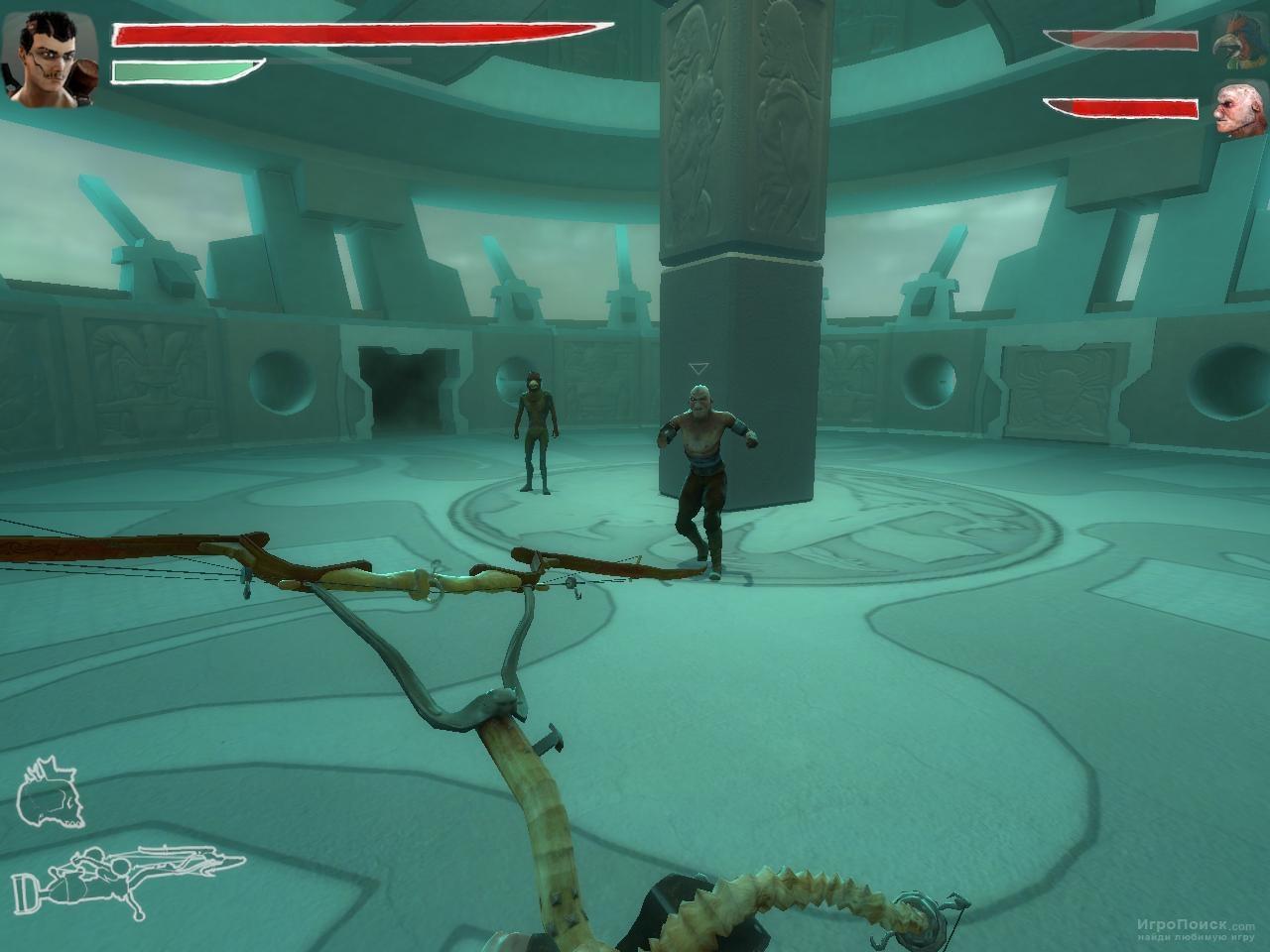 Скриншот к игре Zeno Clash