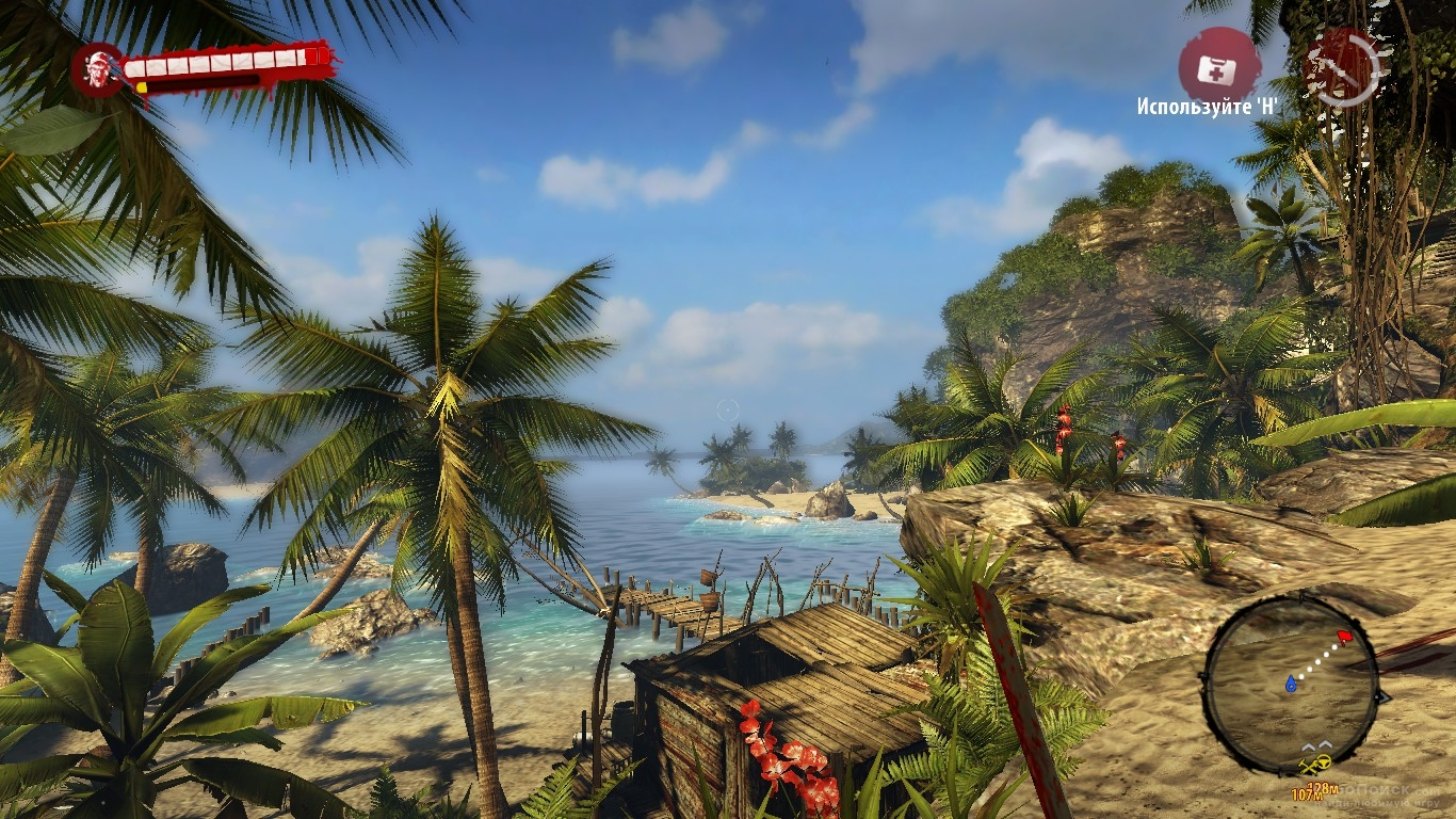 Скриншот к игре Dead Island: Riptide