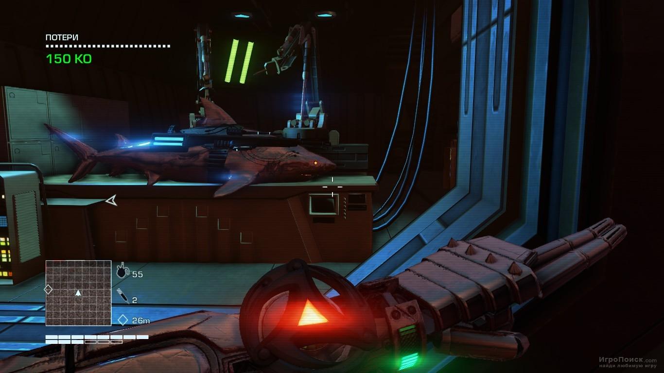 Скриншот к игре Far Cry 3: Blood Dragon
