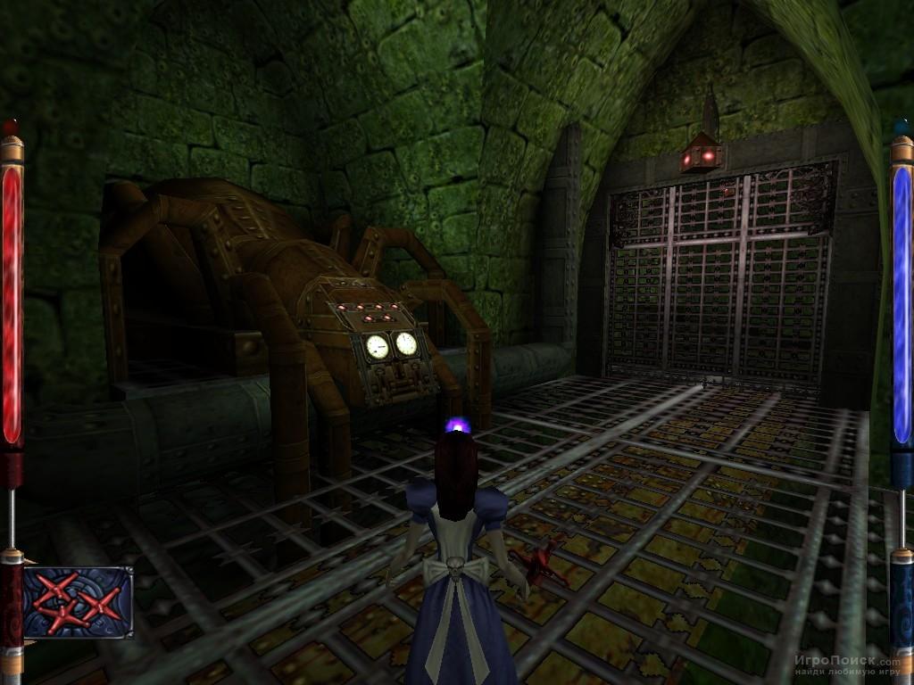 Скриншот к игре American McGee's Alice