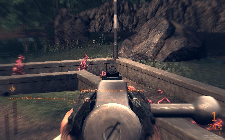 Скриншот к игре Darkest of Days