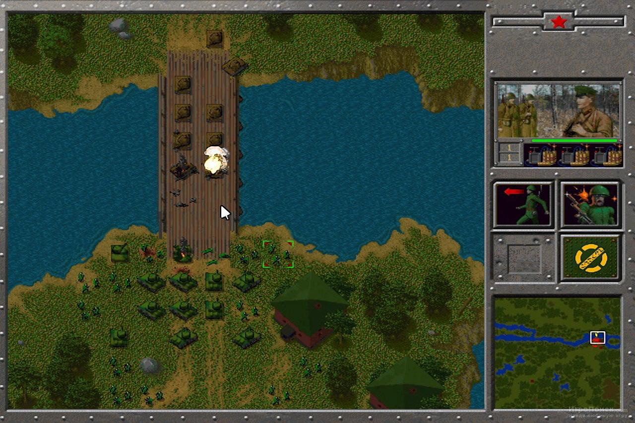 Скриншот к игре Counter Action