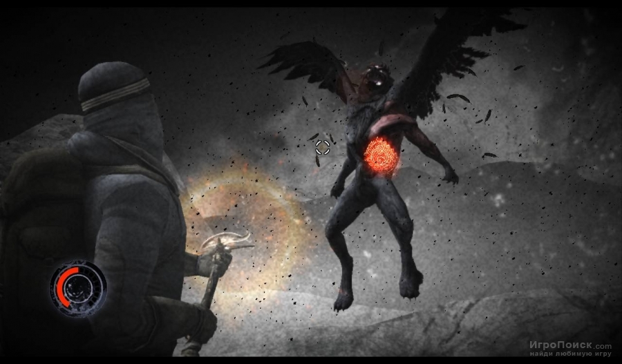 Скриншот к игре Cursed Mountain