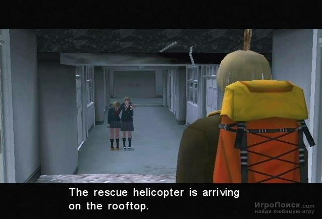Скриншот к игре Raw Danger!