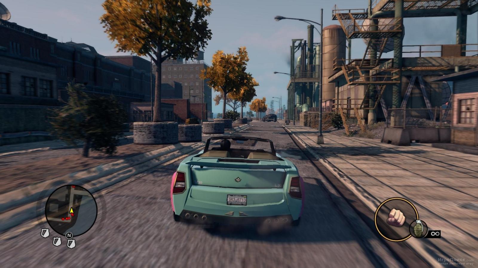 Скриншот к игре Saints Row: The Third