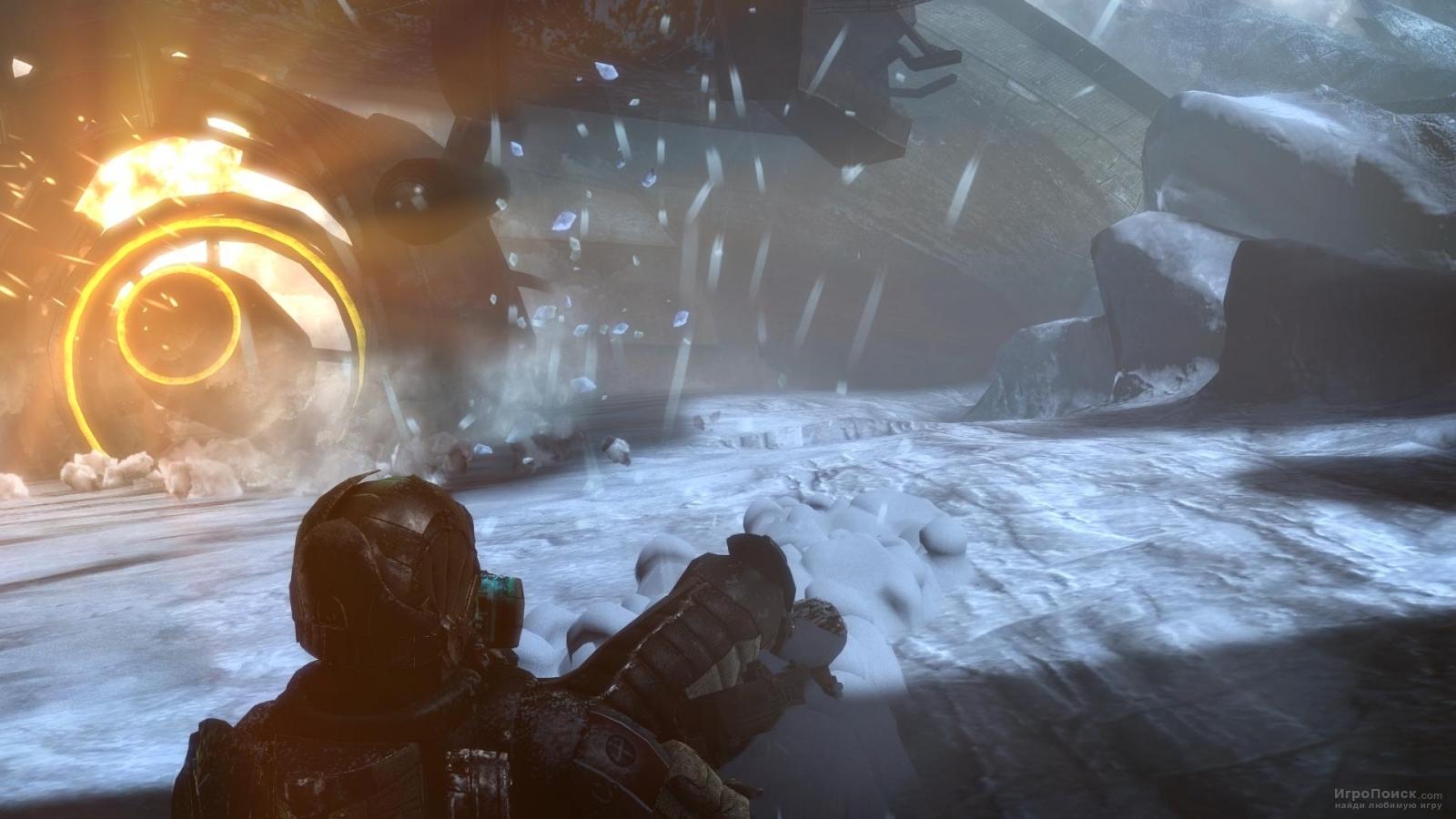 Скриншот к игре Dead Space 3