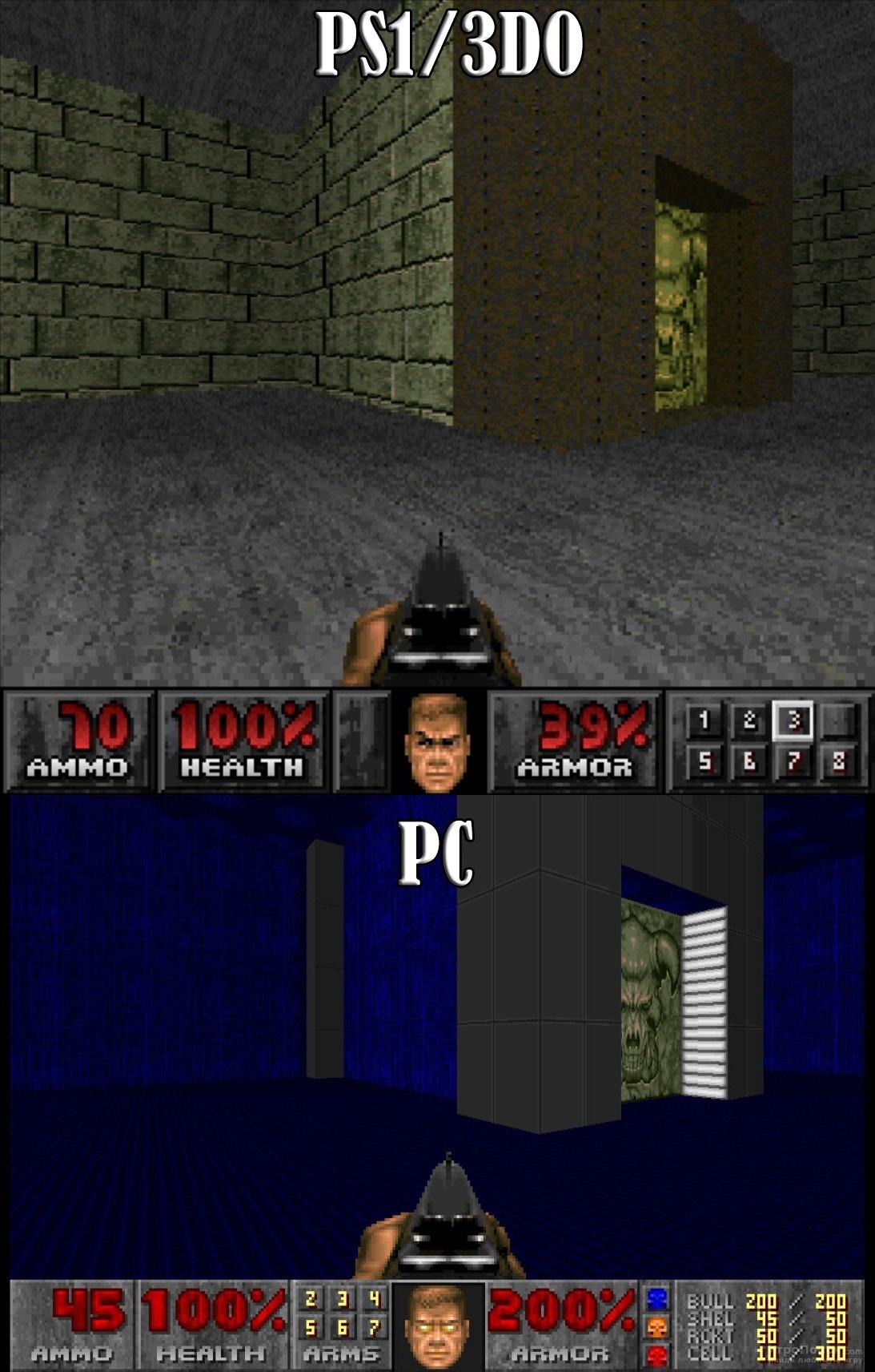 Скриншот к игре DOOM
