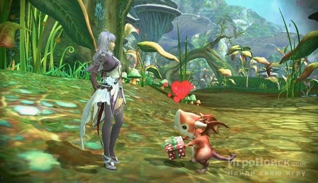Скриншот к игре Aion: Assault on Balaurea