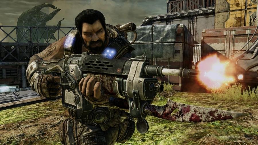 Скриншот к игре Gears of War 3
