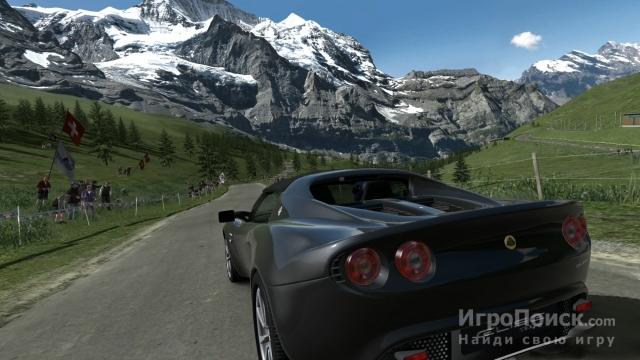 Скриншот к игре Gran Turismo 4