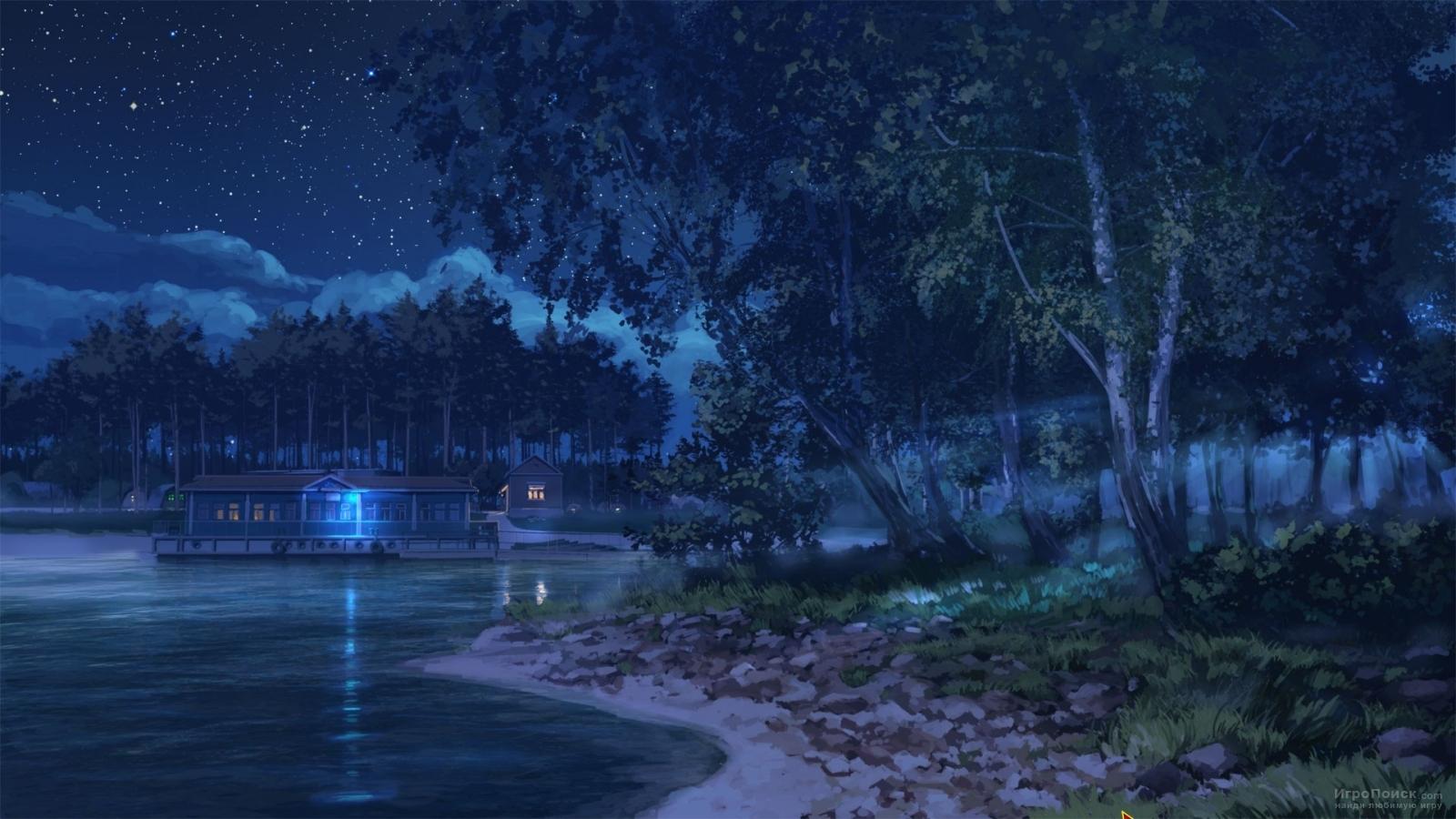 Скриншот к игре Everlasting Summer