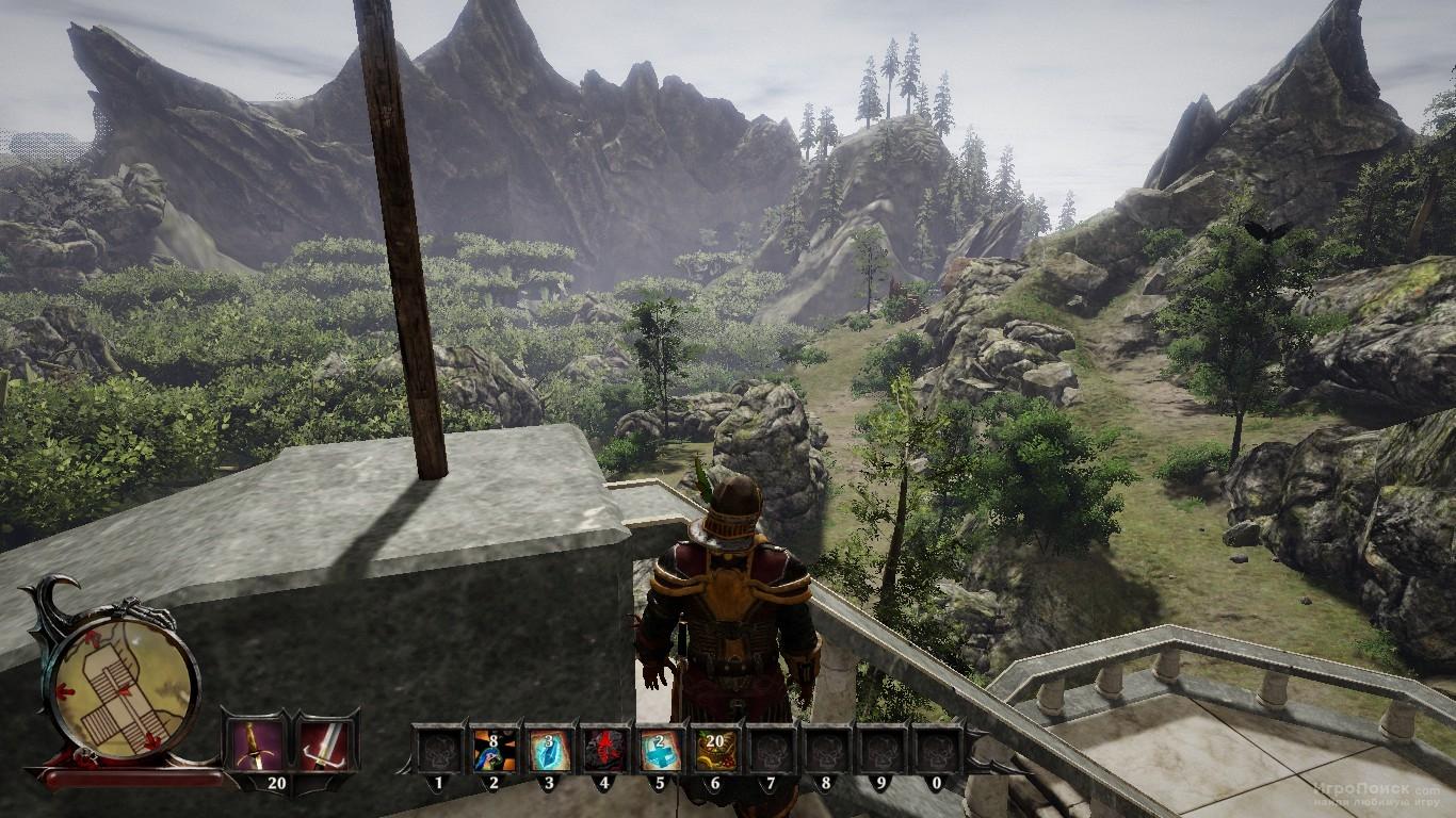 Скриншот к игре Risen 3: Titan Lords