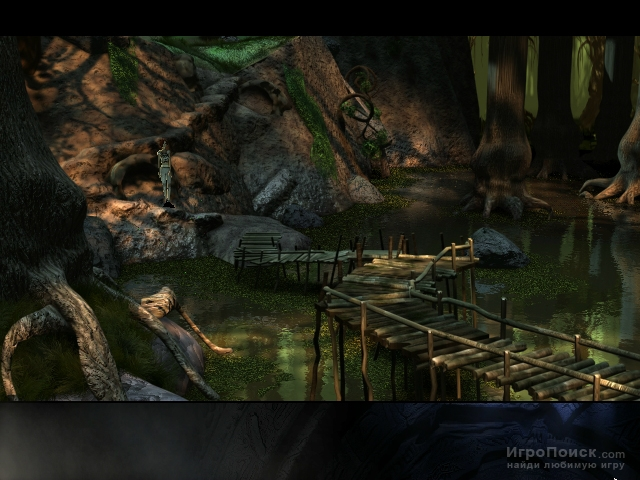 Скриншот к игре The Longest Journey