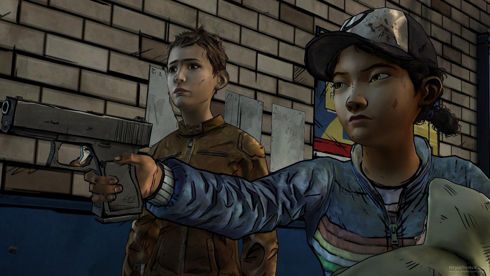 Скриншот к игре The Walking Dead: Season Two - Episode 5: No Going Back