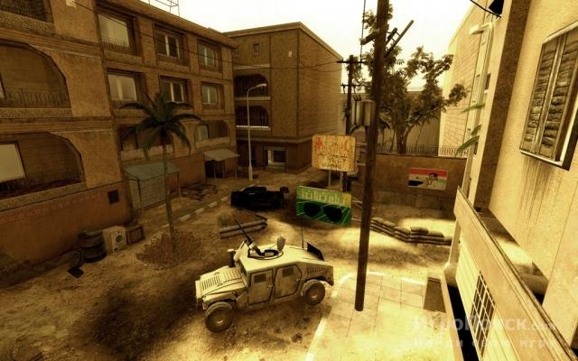 Скриншот к игре Insurgency