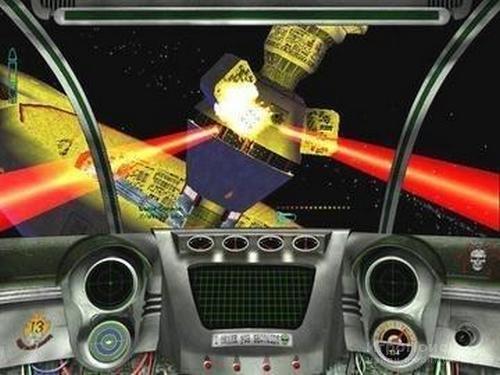 Скриншот к игре X-COM: Interceptor
