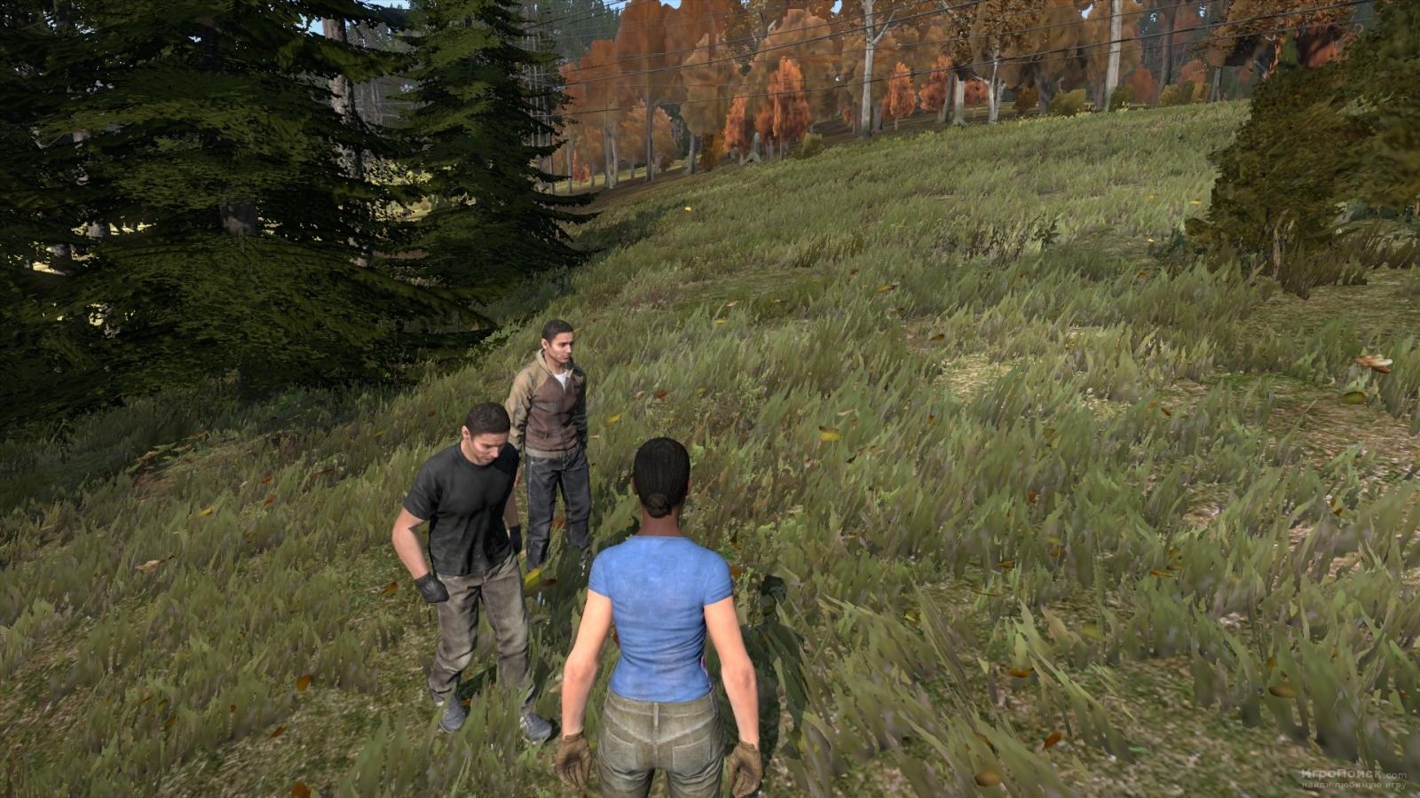 Скриншот к игре DayZ
