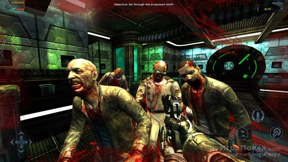 Скриншот к игре Dead Effect