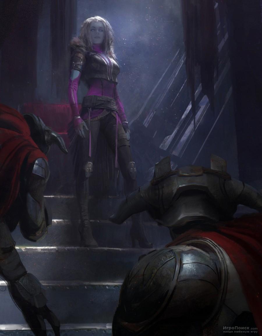 Скриншот к игре Destiny