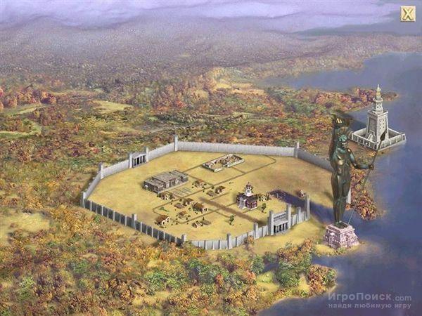 Скриншот к игре Sid Meier's Civilization III