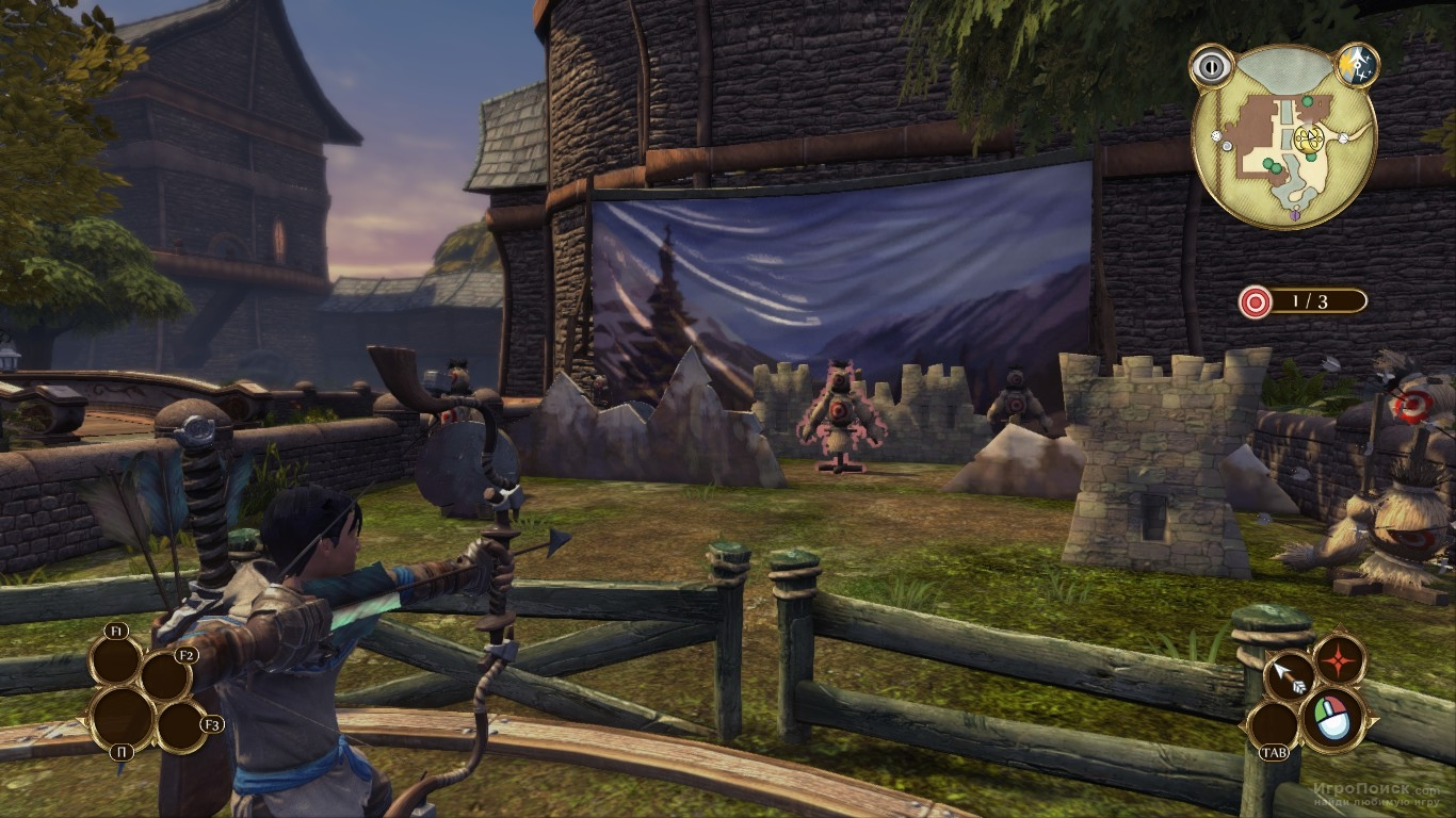 Скриншот к игре Fable Anniversary