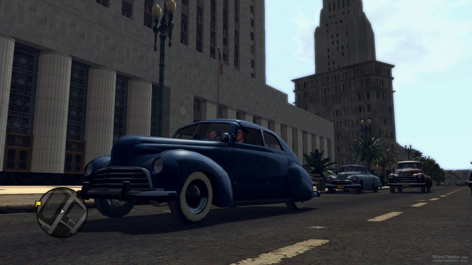 Скриншот к игре L.A. Noire