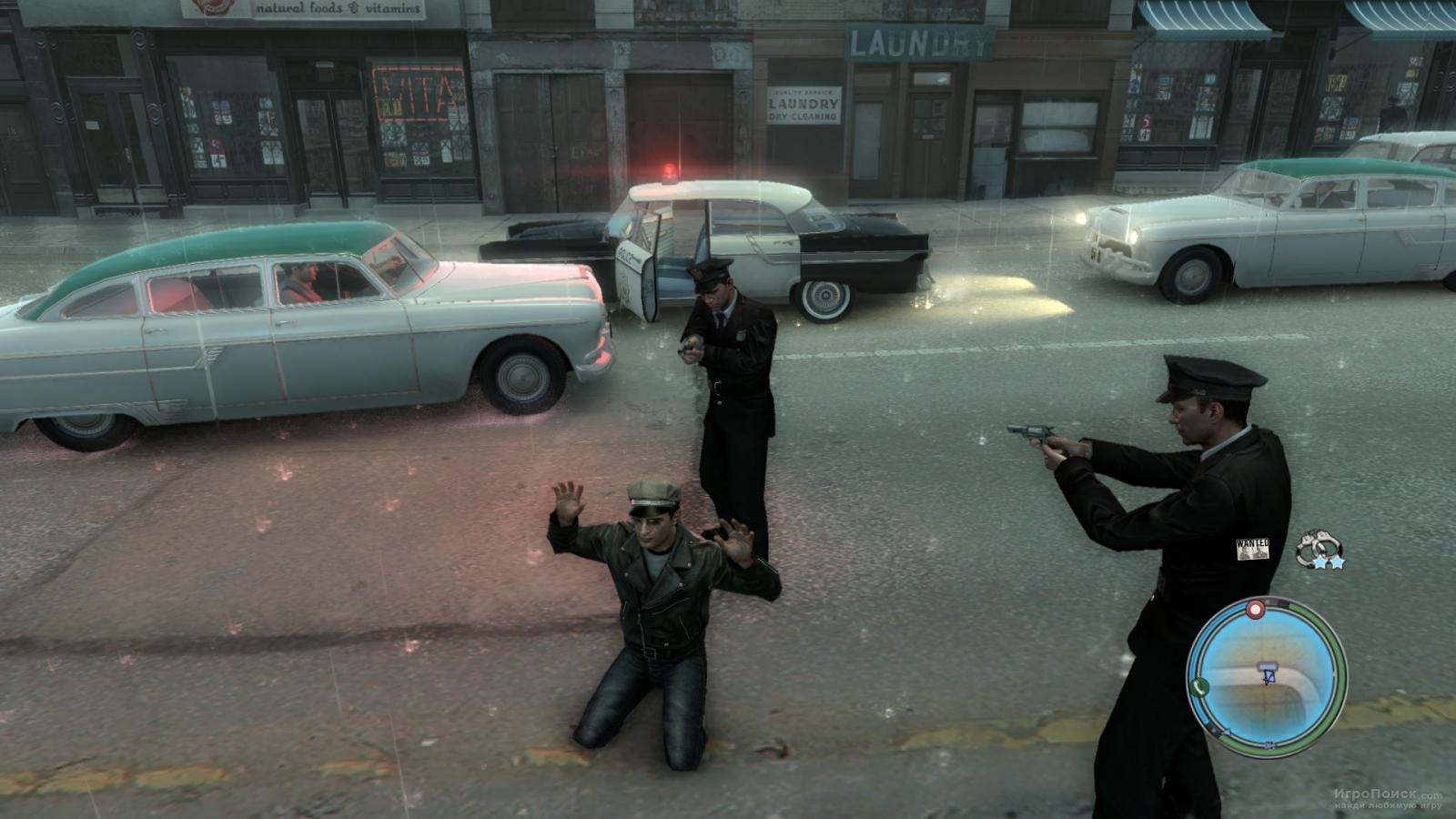 Скриншот к игре Mafia 2