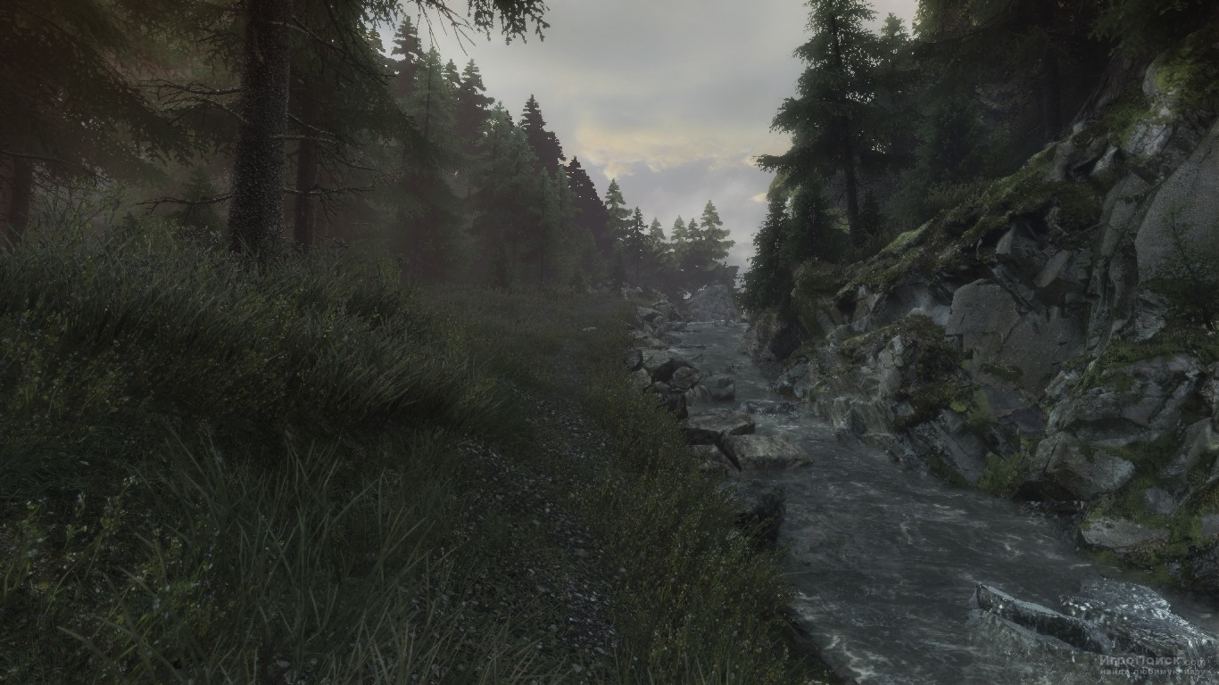 Скриншот к игре The Vanishing of Ethan Carter