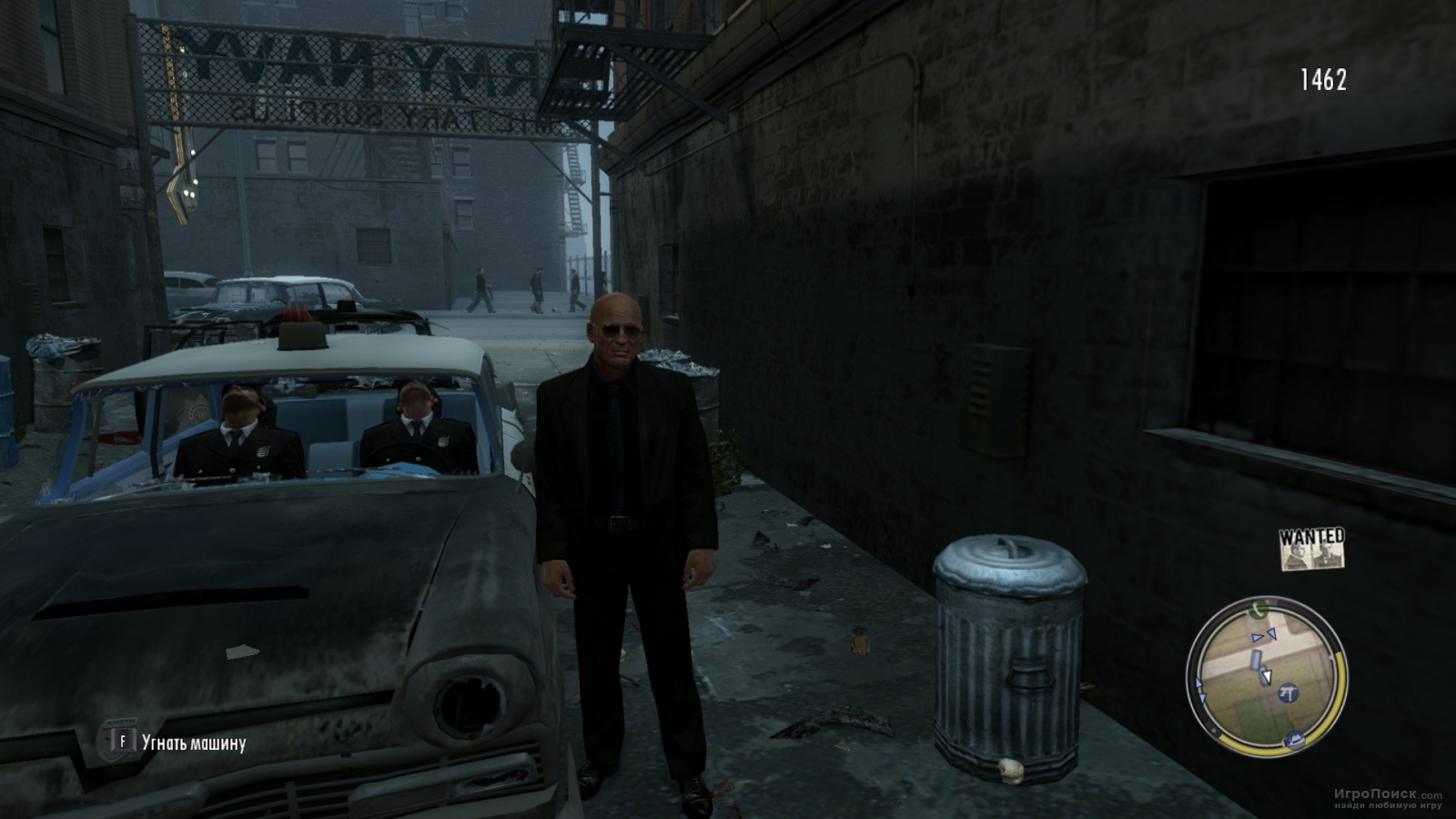 Скриншот к игре Mafia II: The Betrayal of Jimmy
