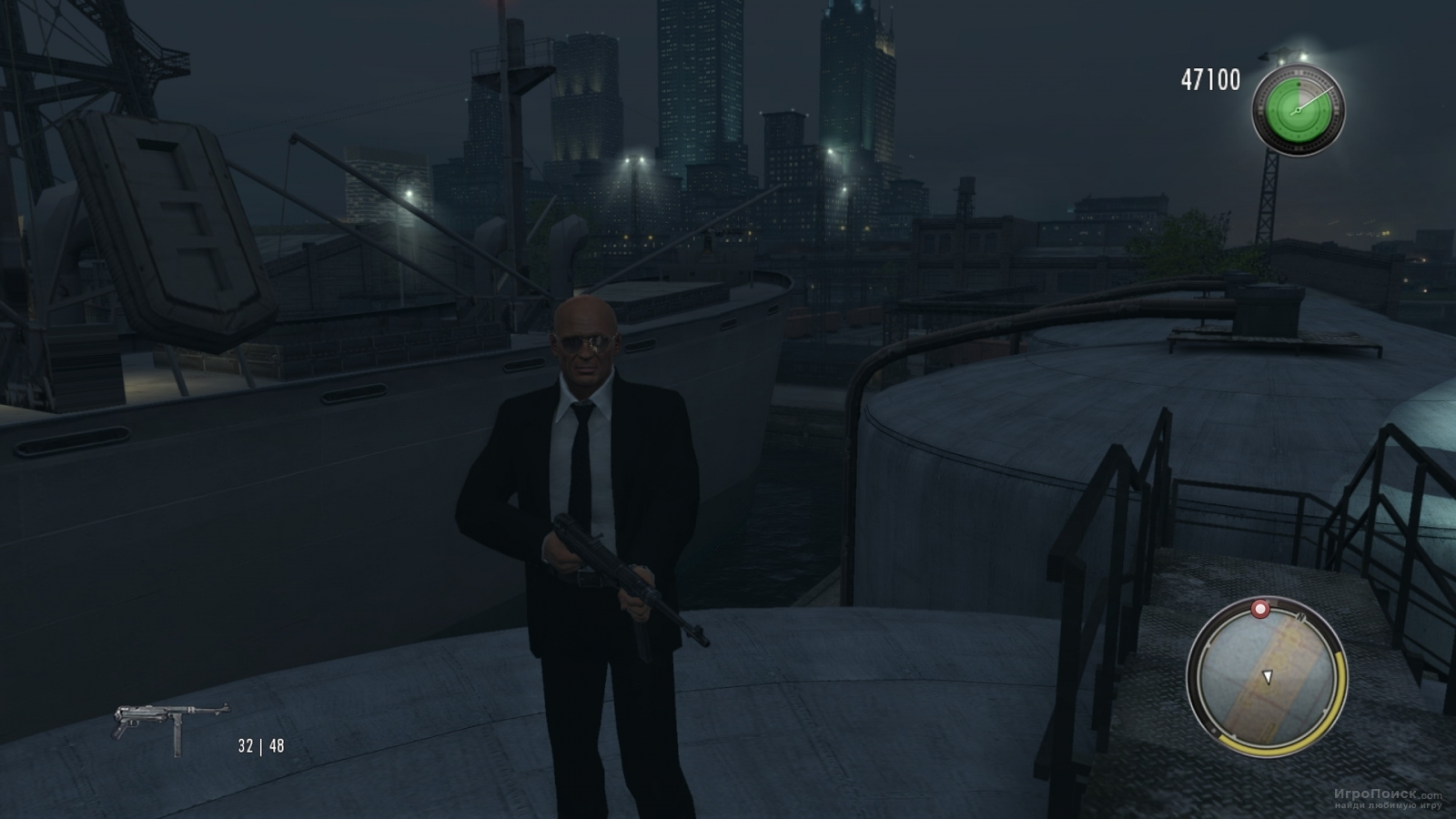 Скриншот к игре Mafia II: Jimmy's Vendetta