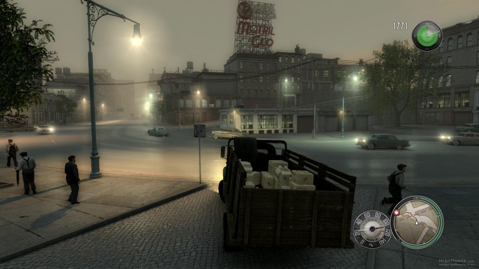 Скриншот к игре Mafia 2: Jimmy's Vendetta