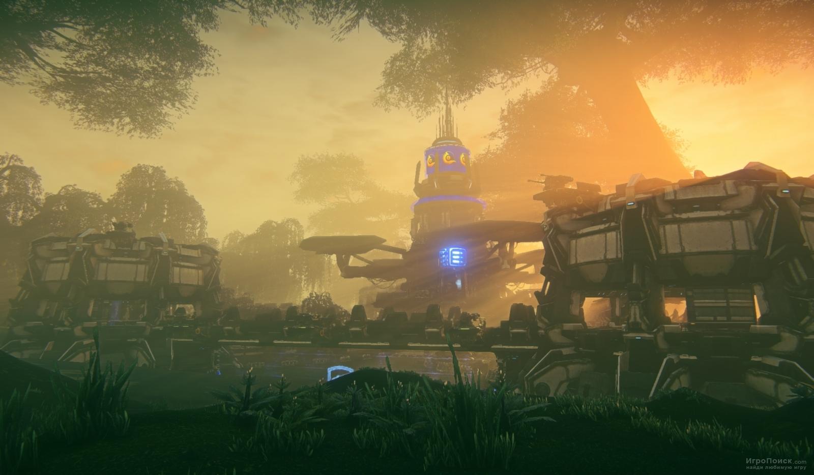 Скриншот к игре PlanetSide 2