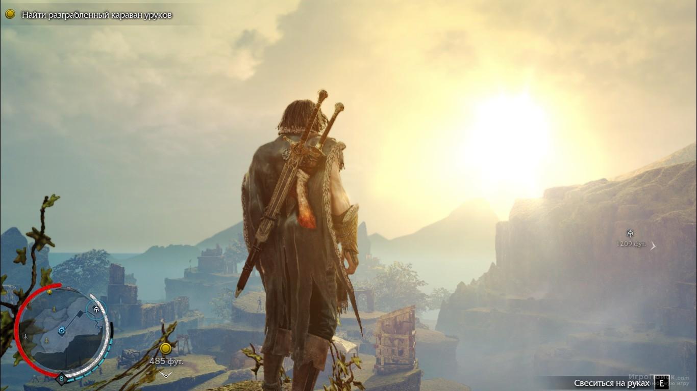 Скриншот к игре Middle-earth: Shadow of Mordor