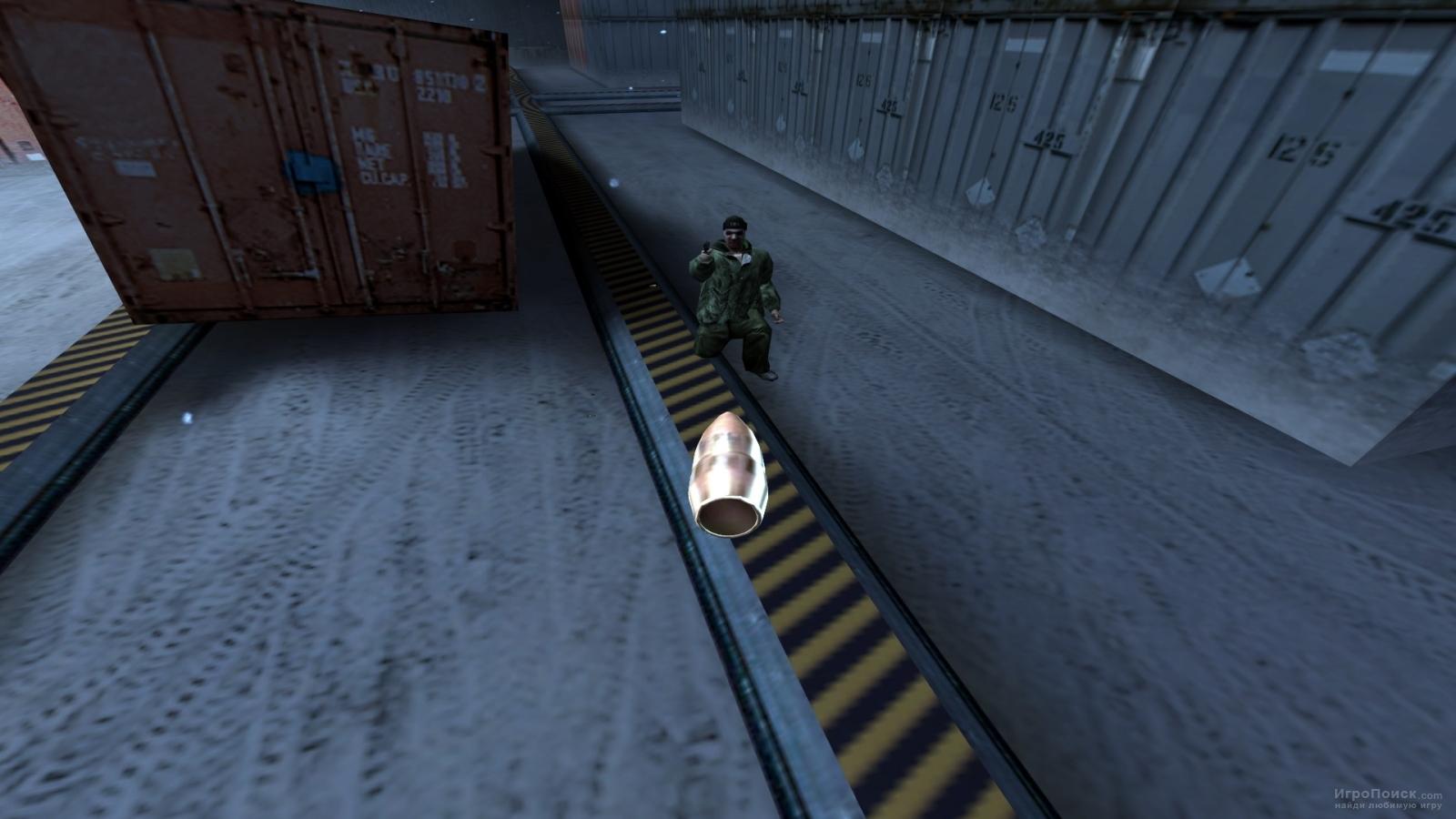 Скриншот к игре Max Payne