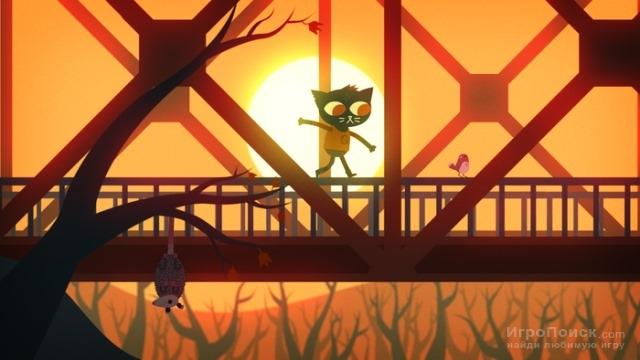 Скриншот к игре Night in the Woods