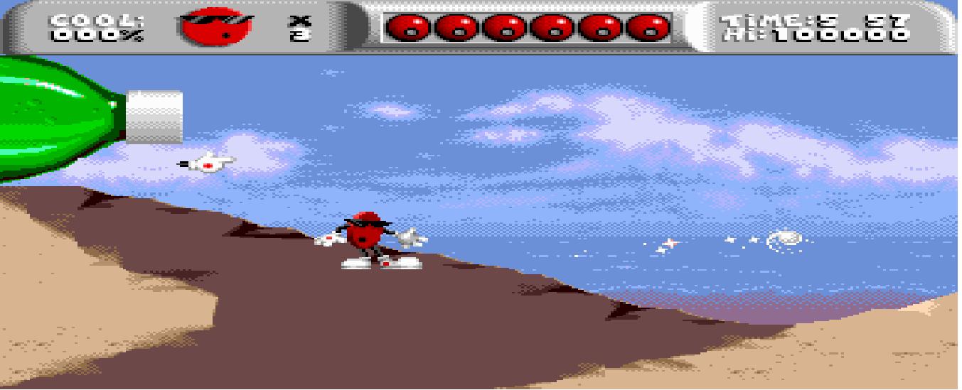 Скриншот к игре Cool Spot