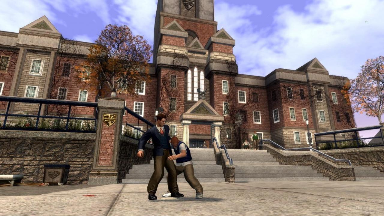 Скриншот к игре Bully: Scholarship Edition
