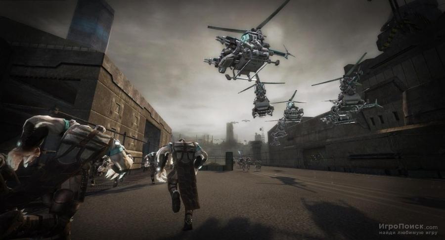 Скриншот к игре Stormrise