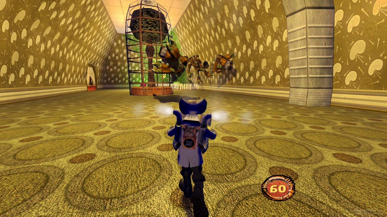 Скриншот к игре MDK2 HD
