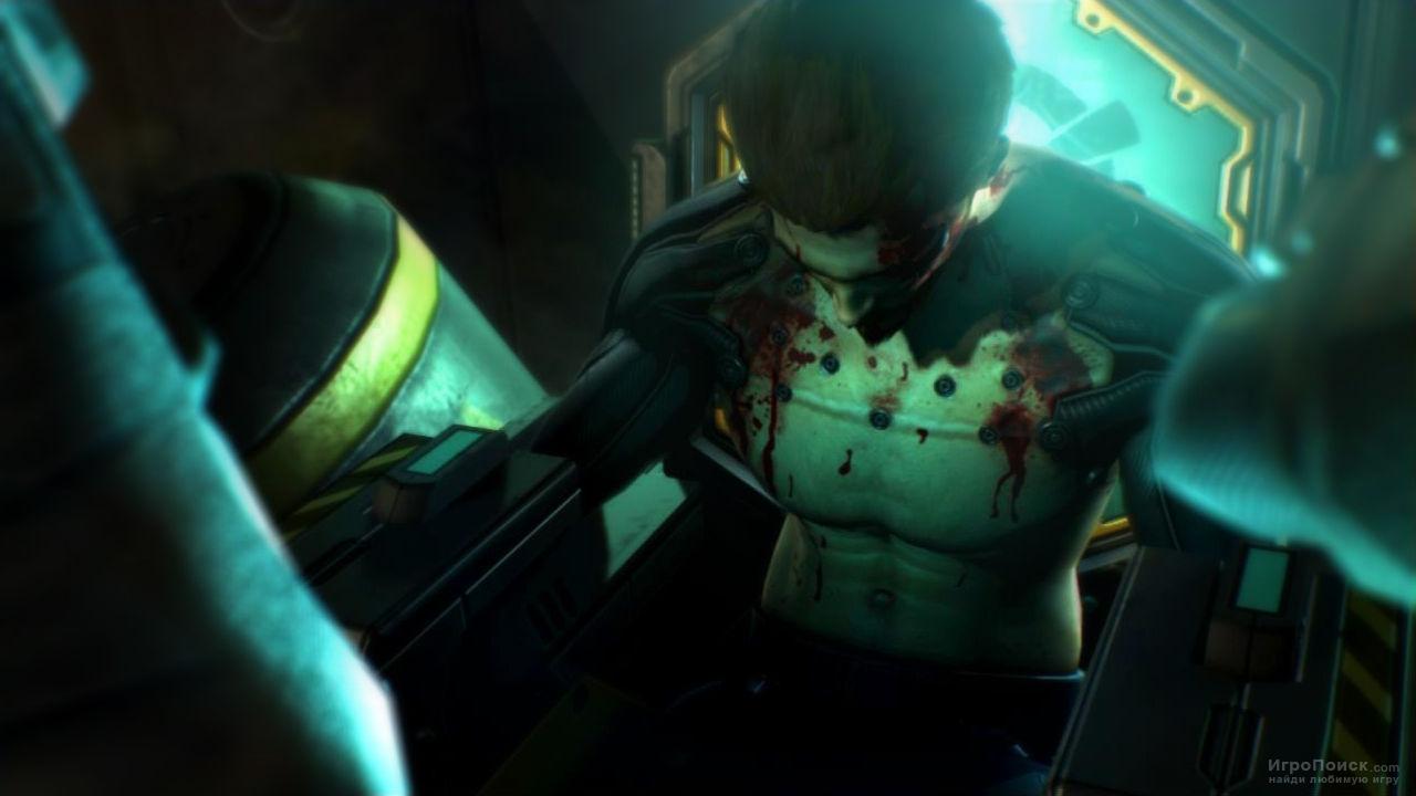 Скриншот к игре Deus Ex: Human Revolution - The Missing Link