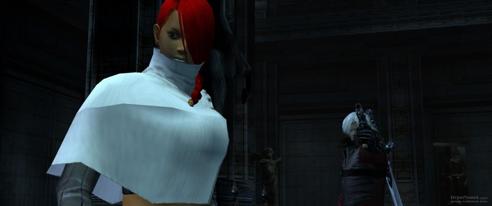Скриншот к игре Devil May Cry 2