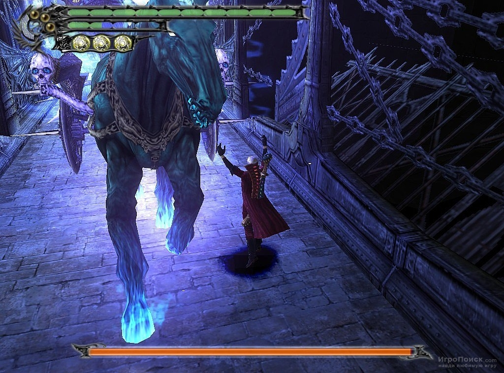 Скриншот к игре Devil May Cry 3: Dante's Awakening