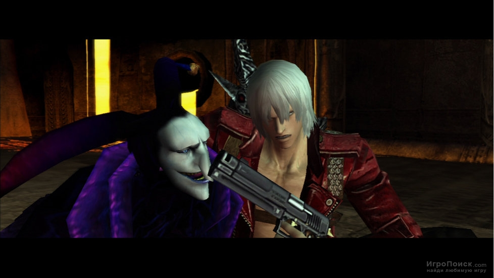 Скриншот к игре Devil May Cry HD Collection