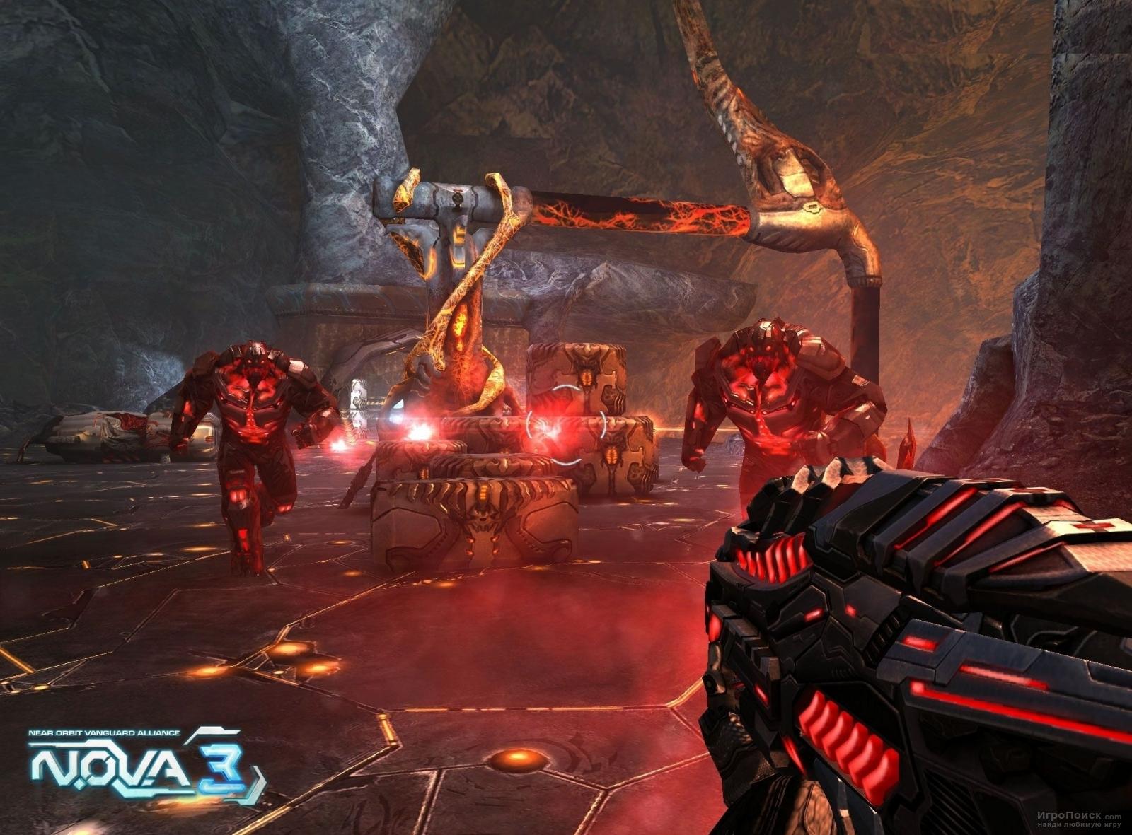 Скриншот к игре N.O.V.A. Near Orbit Vanguard Alliance