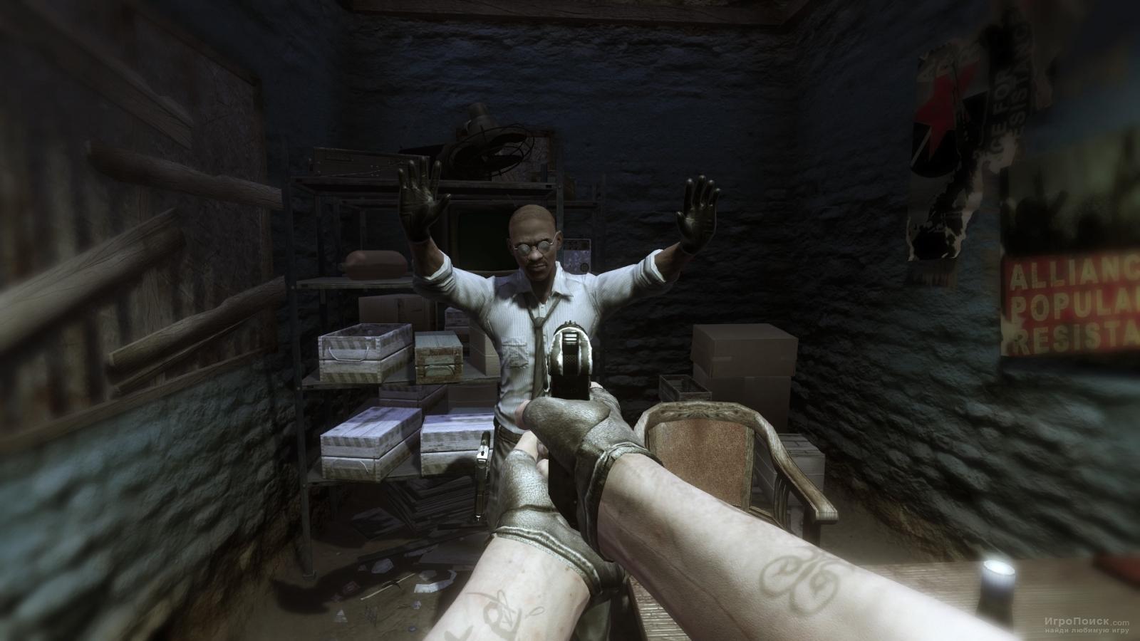 Скриншот к игре Far Cry 2