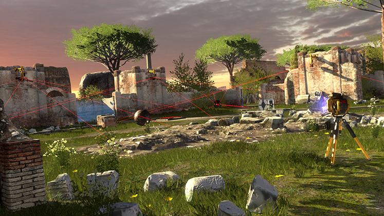 Скриншот к игре The Talos Principle