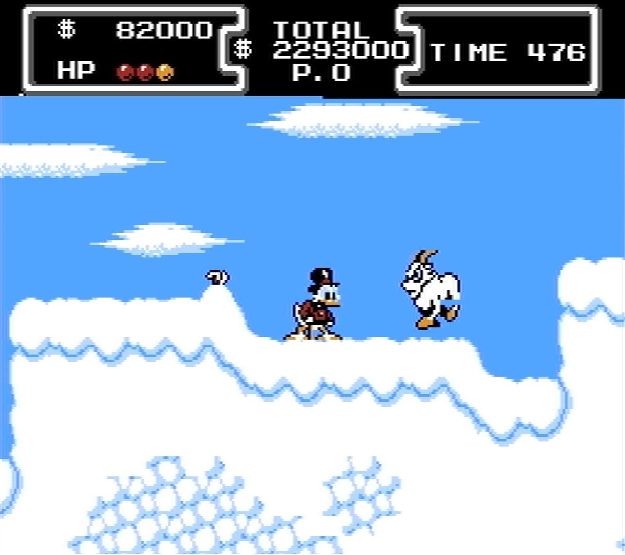 Скриншот к игре DuckTales