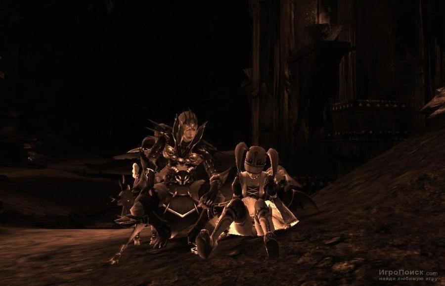 Скриншот к игре Aika Online
