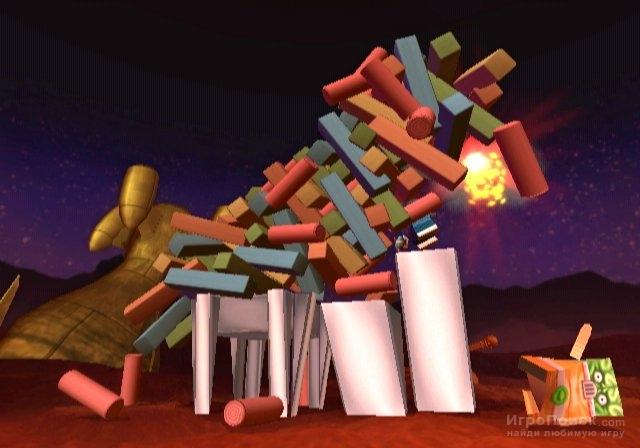 Скриншот к игре Boom Blox Bash Party