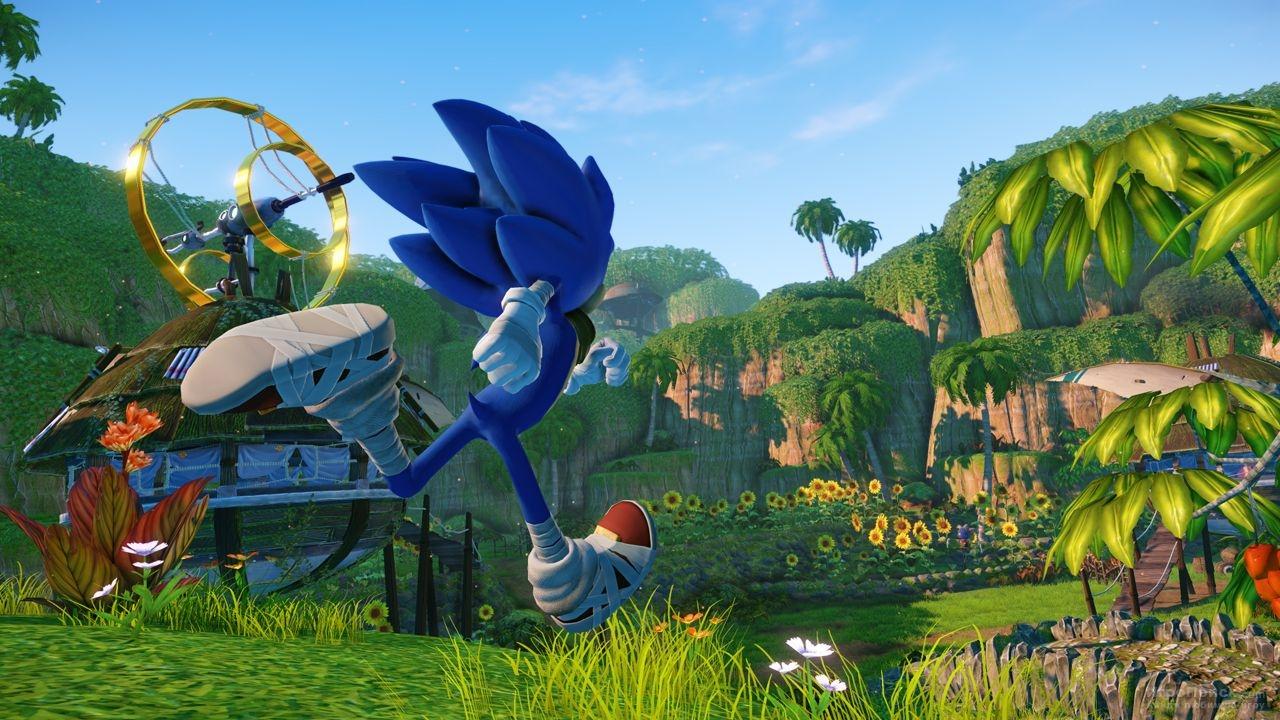 Скриншот к игре Sonic Boom: Rise of Lyric